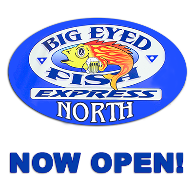 Big Eyed Fish North Open